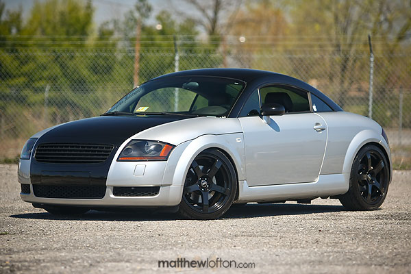 2002 audi tt quattro performance upgrades